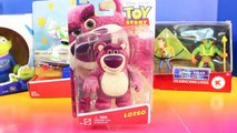 Disney Pixar Toy Story Slam And Launch Buzz Lightyear With Skateboard With Lotso Alien And Woody-riv