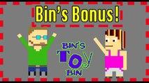 BINS BONUS - Pixar's Toy Story Earasers Series 4 _ Bins Toy Bin-rop