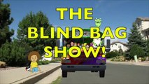 Ghostbusters Ecto Minis   SlimeBall Dodgetag Game !   _ Blind Bag Show Ep47 _ Konas2002-kBl