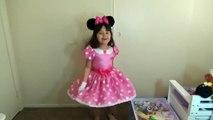 7 Halloween Costumes Disney Dress Up Minnie Mouse Mal Dory  Alice in Wonderland-ew5m
