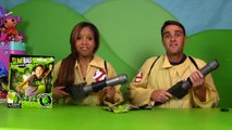 Ghostbusters Ecto Minis   SlimeBall Dodgetag Game !   _ Blind Bag Show Ep47 _ Konas2002-kBl-p-fYh