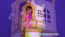 TANGLED EVER AFTER Disney Princess Rapunzel the Police Officer Zootopia Judy Hoppes Funny Toy Video-Cp4vx_ve