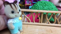 Calico Critters Kittens Ryan Plays With Liz & Bad Boy Reads Diary in a Tree House HMP Shorts Ep. 18-6