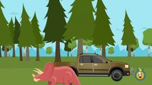 GIANT T-REX Attack Park Ranger Aaron, LB Animated Cartoon Jurassic Adventure Dinosaur Movies w_ Hulk-EUiTSQx