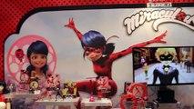 MIRACULOUS LADYBUG & CAT NOIR Dolls & Toys Ladybug Anime Toy Fair 2016 Bandai-rGSw