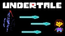 I Hate Undyne! - Undertale Playthrough pt 7 (Gameplay/Let's Play)
