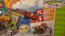 Hot Wheels Stunt Street City Playset with Launching Pizza Toy Review-sfUU0vdsu