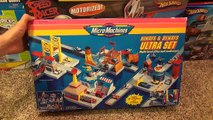 Micro Machines Hiways & Byways Ultra Set by Galoob Toys-cCO6nE