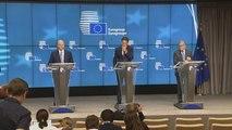 El Eurogrupo y el FMI volverán a discutir el alivio de la deuda griega el 15 de junio