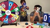 DISNEY QUIZ CHALLENGE Family Fun for Kids Disney Pixar Cars Mickey Mouse Mr Potato Head Toys