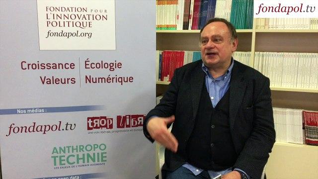 Jean-Marc Daniel présente sa note « Dette publique : la mesurer, la réduire »