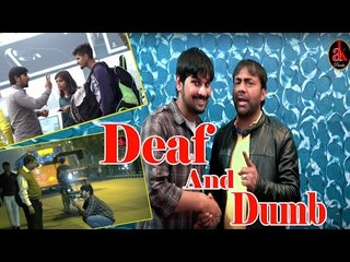 Playing Deaf And Dumb in Public Prank 2017 || Ak Pranks || Funny Youtube Prank Video 2017