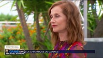 Festival de Cannes : les actrices glamour en force