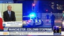 """Après Manchester, Collomb annonce que des consignes ont été données """"aux organisateurs d'événements"""""""