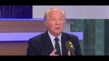 """Brice Hortefeux : son lapsus gênant sur """"l'interdiction du voile"""" (vidéo)"""