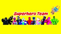Spiderman Kisses Snow White! - Spiderman vs Joker vs Frozen Elsa w_ Pink Spidergirl - Superhero Fun-ps8
