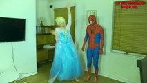 Elsa and Spiderman America Got Talent W_ Peppa Pig and Maleficent-exwWiy