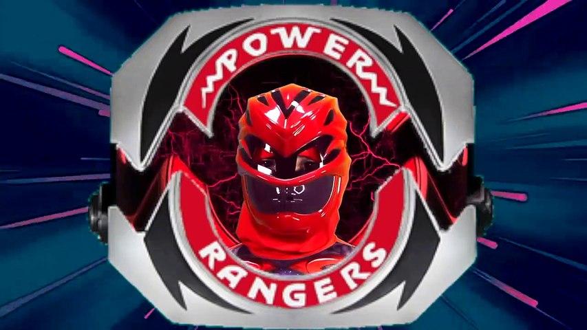 Power Rangers Movie toys 2017 superheroes toys surprise Megazord 5 in 1 Kids Saban Mighty Morphin-y5ewPue