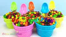Skittles Candy Ice Cream Surprise Toys Learn Colors Play Doh Strawberry Pooh Bear Peppa Pig Elephant-8_5X
