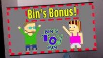 BINS BONUS - Pixar's Toy Story Earasers Series 4 _ Bins Toy Bin-ropvoh