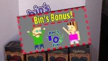BINS BONUS - Pirates of the Caribbean Series 2 Vinylmations _ Bins Toy Bin-TvpNavw6
