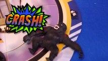 KING KONG Skull Island Board Game _ King Kong Games for Kids Gameplay Video Opening-F