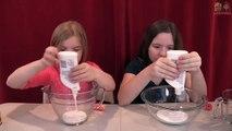 SLIME FARTS! Kids How To Make FARTING SLIME DIY!  How To Babyteeth4-gLz