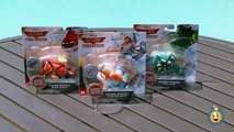 Disney Planes Fire and Rescue Water Toys Hydro Wheels Pontoon Dusty Blade Ranger Windlifter Planes 2-3NY