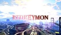 GTA 5 - BMX FREESTYLE 2 (GTA V BMX Stunts Montasdage)