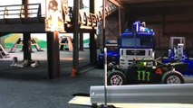 RC BRUDER TRUCKS videos TOYS POLICE Action Racing JEEP--mzydk8XR