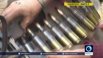 Syrian forces battle militants to secure stretch along Jordanian border