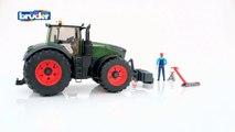 Fendt 1050 Vario mit Mechaniker -- 04041 -- Bruder Spielwaren-R