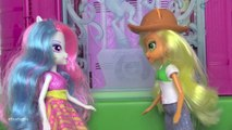 ELENA OF AVALOR MEETS EQUESTRIA GIRLS _ Drama at Canterlot High Episode 4 _ Bin's Toy Bin-CE8Maazk