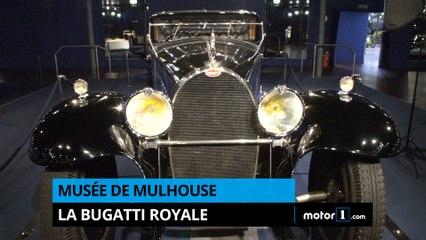 Musée de Mulhouse - La Bugatti Royale