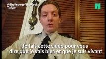 Victime de rumeurs après l'attentat de Manchester, ce youtubeur américain a dû attester qu'il était bien vivant
