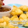 Dégustez de savoureux croissants coeur nutella® : simple et rapide !