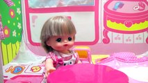 Mell-chan Dollhouse Moving  - New Play Tent-SP6J_
