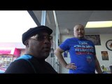 buddy mcgirt why so many former boxers dont want their kids to box EsNews Boxing