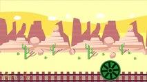 Hulk Train Vs Disney Dinoco Train - Thomas Trains For Kids - Children Video-ESvWROIqi