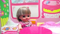 Mell-chan Dollhouse Moving  - New Play Tent-SP6J_Bsb