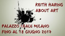 In mostra: Keith Haring, un umanista a Palazzo Reale a Milano