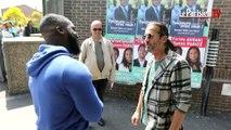 Législatives : avec Francis Lalanne en campagne à Evry