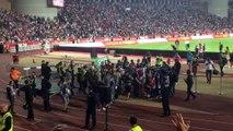 Félicitation à Monaco pour sa victoire face à St Etienne en Championnat de France