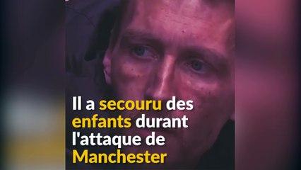 Un sans-abri sauve des vies à Manchester