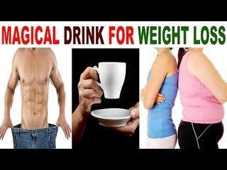 सिर्फ 1 रुपये का यह Magical Drink करेगा  आपका मोटापा खत्म   Drink For Fast Weight Loss In Hindi