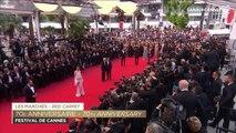 """Sergio Castellitto """"Je suis venu ici 19 fois, chaque fois c'est une première fois"""" - Festival de Cannes 2017"""