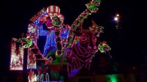 """Toujours Rebelles"" System'D Carnaval Cholet 8/4/2017"