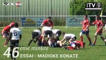 Le top essais de la semaine des #espoirs après la demi-finale CABCL / AS Béziers Hérault !