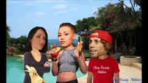 Cris Cyborg & Angela Magana What Really Happened MMA Cartoon