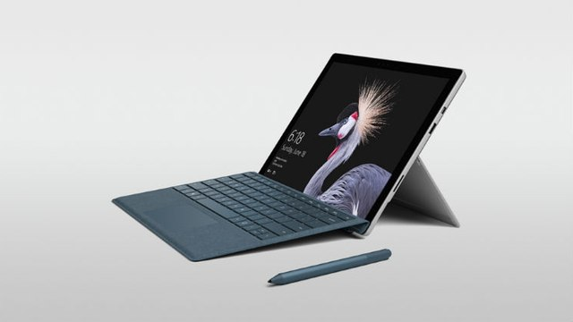 Introducing the All new Surface Pro